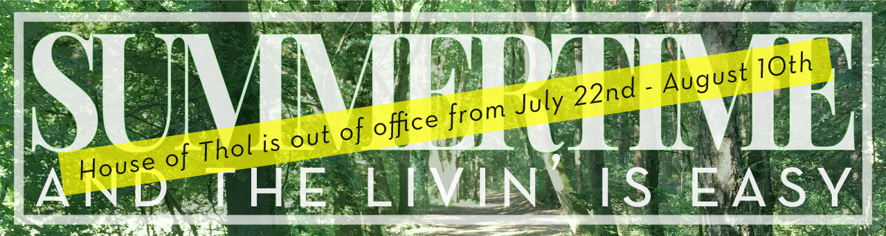 Out of office july 22nd - August 10th