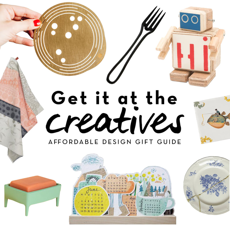 Get it at the Creatives // House of Thol's gift guide of affordable design by Dutch independent design brands