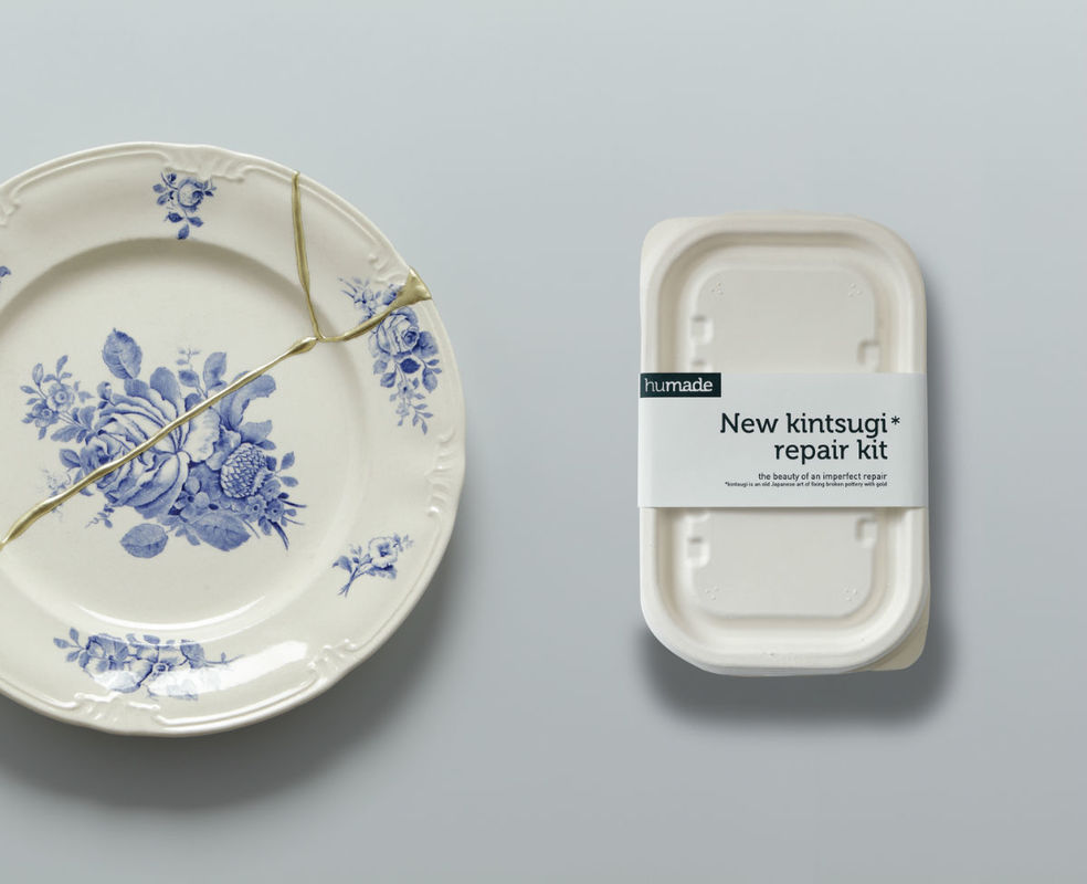 New Kintsugi Kit by Humade | House of Thol 'Get it at the Creatives' gift guide