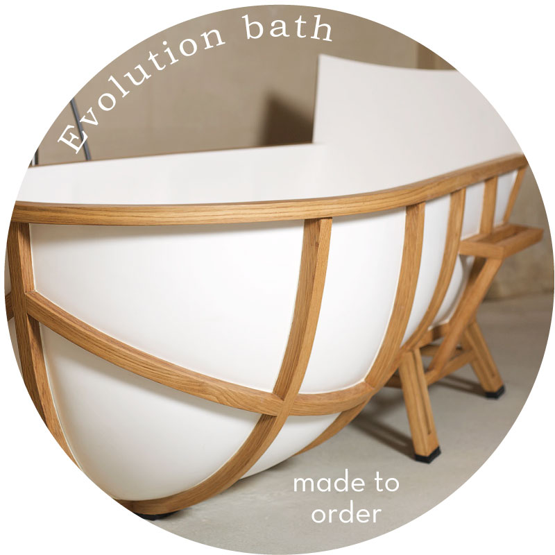 Evolution Bathtub