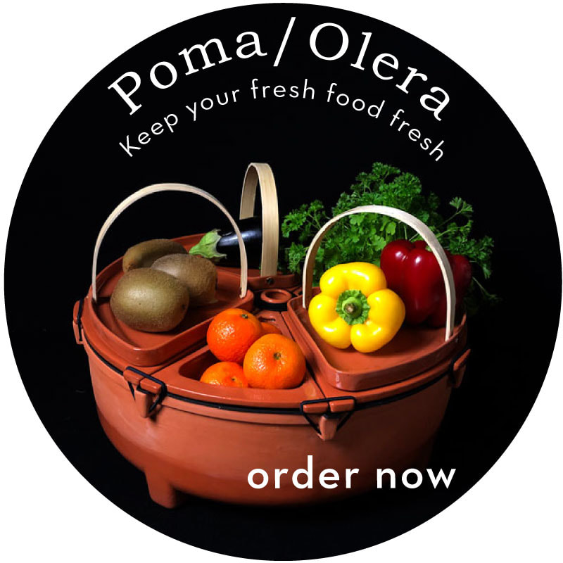 Poma/Olera - keep your fresh food fresh / design and photography by House of Thol