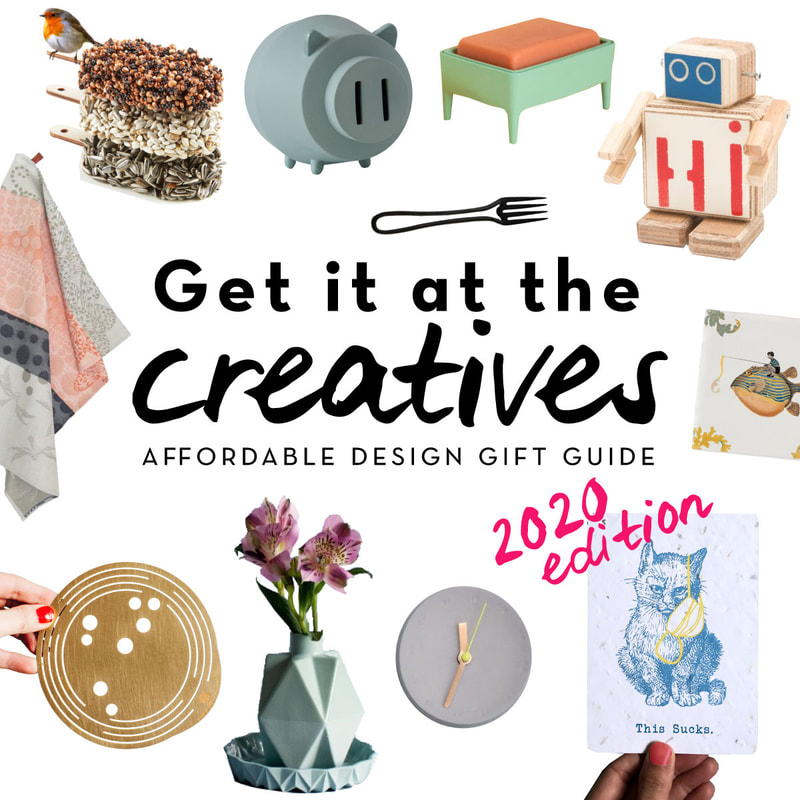 Get it at the creatives / Dutch Design gift guide 2020 by House of Thol