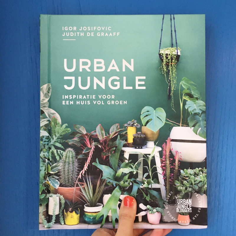 We're in the book: Urban Jungle Bloggers | photograph from House of Thol Instagram