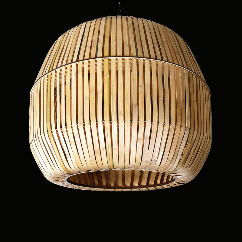 XL Bamboo / Design by House of Thol for Ay Illuminate // photograph by House of TholPicture