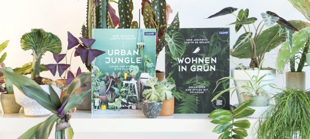 We're in the book: Urban Jungle Bloggers | photograph via Urban Jungle Bloggers