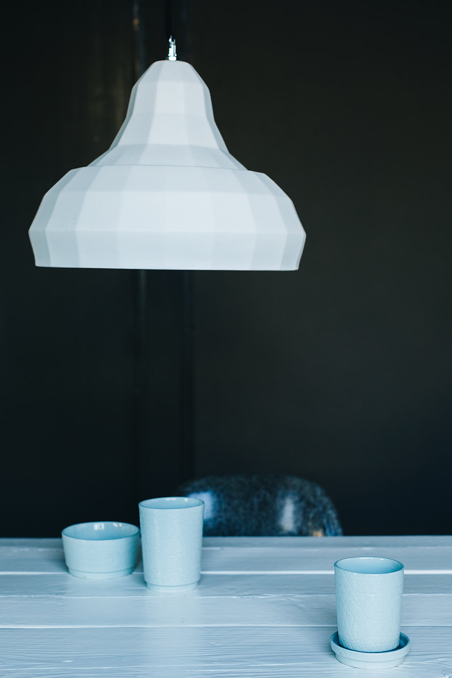 Thol Lamps | House of Thol for Pols Potten - photograph by Masha Bakker Photography
