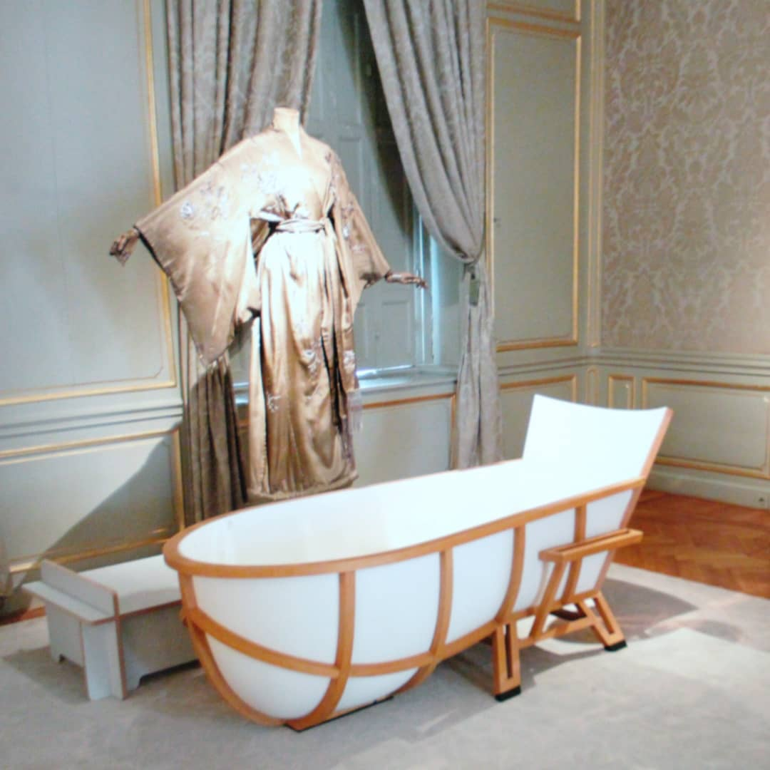 Evolution bathtub @ Masterly The Hague - picture by Nicole Uniquole