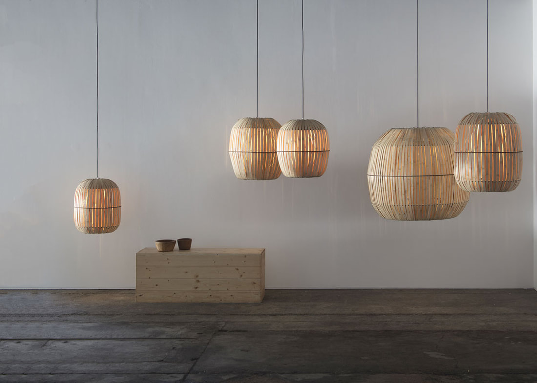 Wren & Kiwi Bamboo by House of Thol for Ay Illuminate | photograph by Mark Eden Schooley