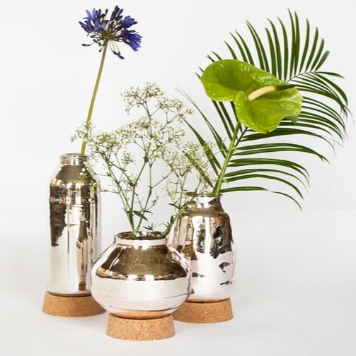 Flask Vase by David Derksen | House of Thol 'Get it at the Creatives' gift guide