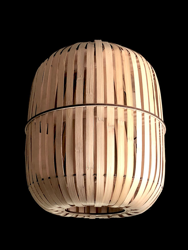 Wren Bamboo / Design by House of Thol for Ay Illuminate // photograph by House of Thol